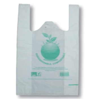 SAC BRETELLE BIODEGRADABLE ET COMPOSTABLE